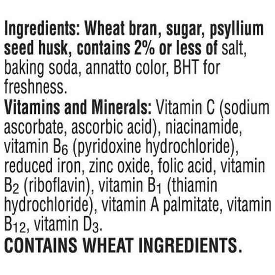 3 Pack) Kellogg's All-Bran Buds Breakfast Cereal 17 7 oz - Walmart com