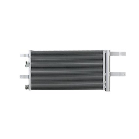 A-C Condenser - Pacific Best Inc Fit/For 30062 17-18 Ford Fusion 2.7L-Turbo With Receiver &