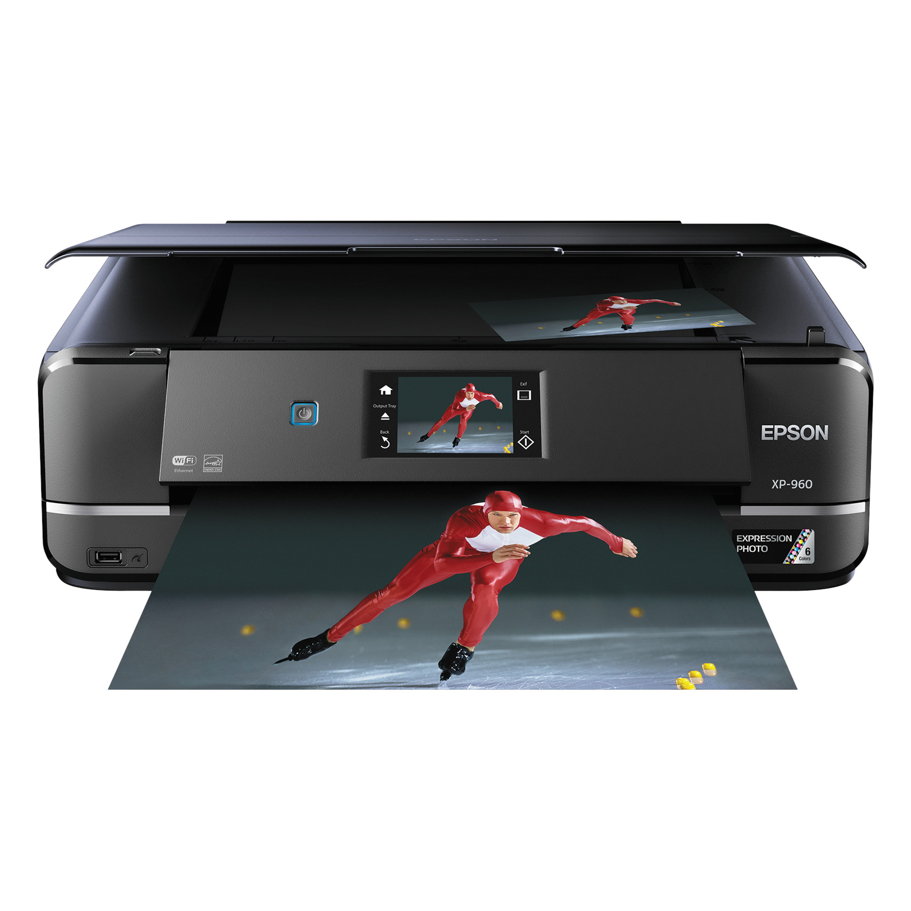 Epson Expression Premium XP-960 Wireless Small-in-One Printer, Copy Print Scan by Epson