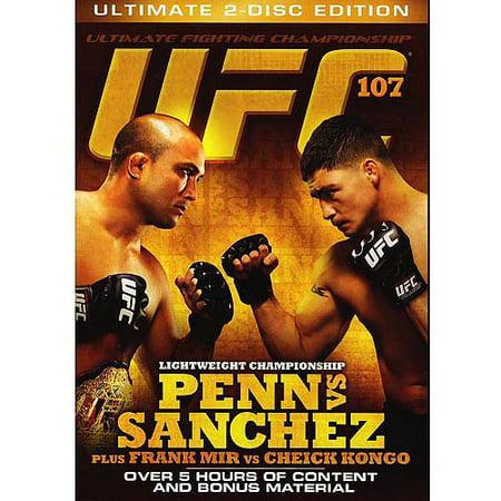 Diego Sanchez Mma (UFC 107: Penn Vs. Sanchez (Widescreen))