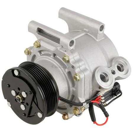 AC Compressor & A/C Clutch For Chevy Trailblazer GMC Envoy Buick Rainier 4.2L Buick Skylark A/c Compressor