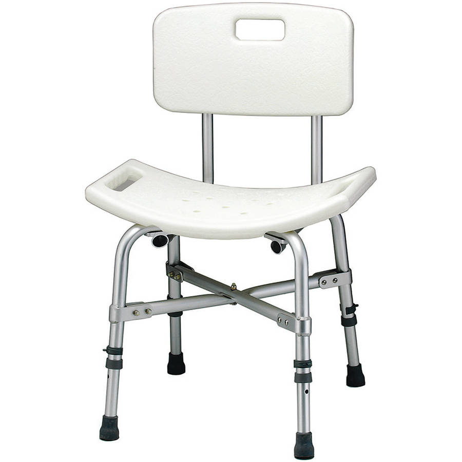 Roscoe Medical Adjustable Shower Chair