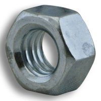 5/16 in. -18 tpi Zinc-Plated Hex Nut (100-Pack)