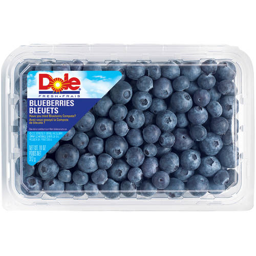 Blueberries, 11 oz