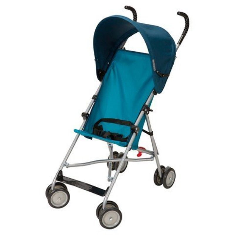 Cosco Umbrella Stroller with Canopy Blue by Cosco