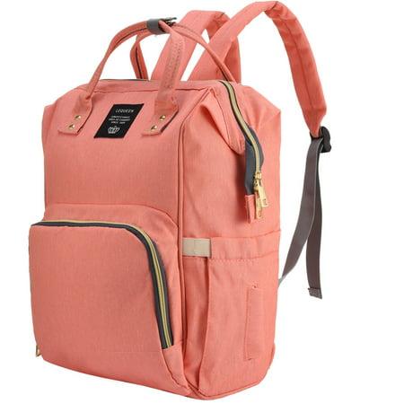 Vbiger Diaper Bag Multifuncation Waterproof Large Capacity Durable Nappy Tote Backpack