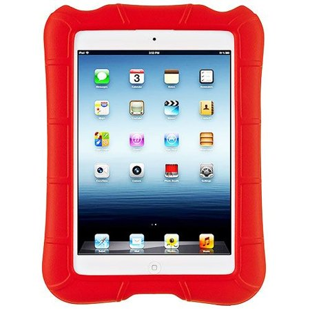 M-Edge SuperShell Foam Protection Case for iPad Mini (1st Gen) - Red - image 1 de 1