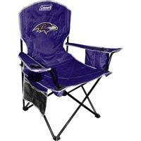 Baltimore Ravens Coleman Cooler Quad Chair - Purple