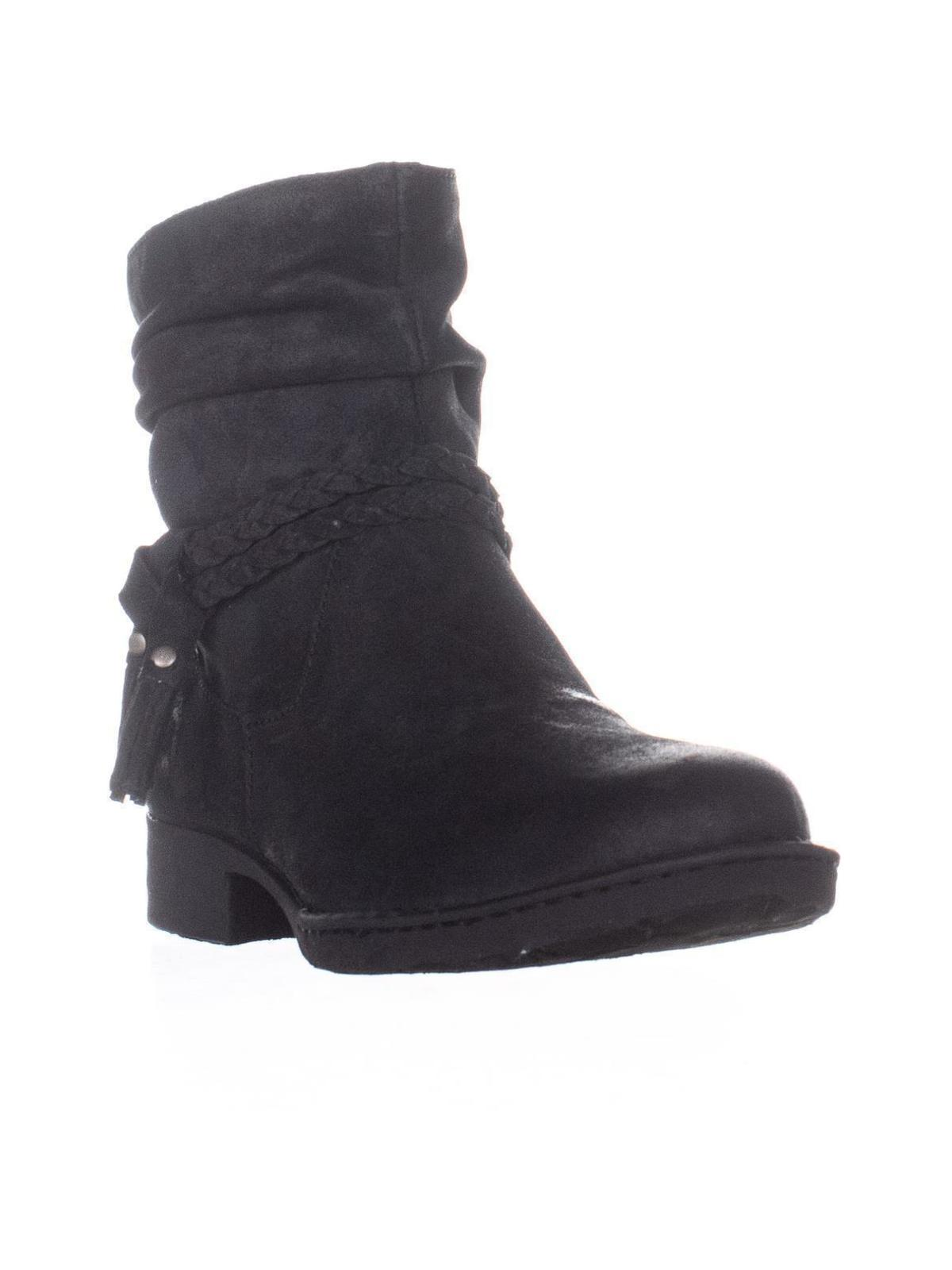Womens Born Ouvea Braid Ankle Boots