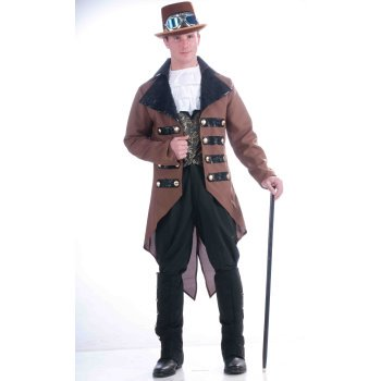 Men's Steampunk Jack Costume - Steampunk Costume Ideas Women