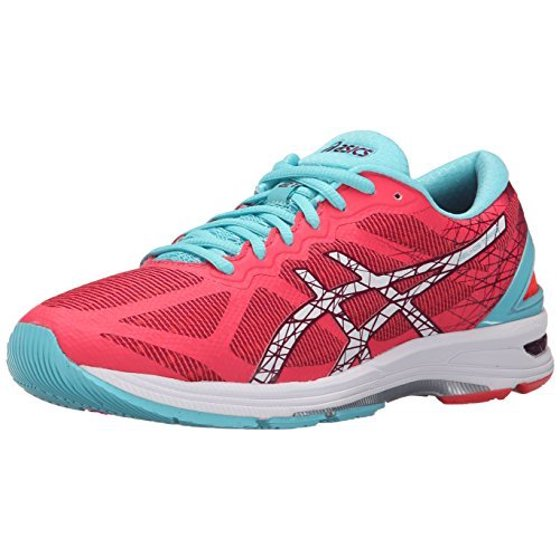 sports shoes 78672 02867 ASICS Women's Gel-DS Trainer 21, Diva Pink/White/Turquoise, 6.5 B(M) US