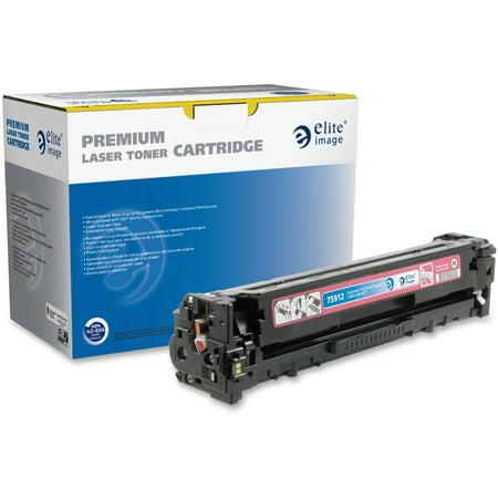White Printer Toner (Elite Image, ELI75912, Remanufactured HP 131A Toner Cartridge, 1 Each )
