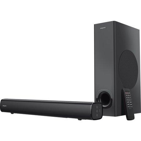Creative Stage 2.1 Bluetooth Speaker System - Black - Wall Mountable - (Best Creative Speakers 2.1 Price)