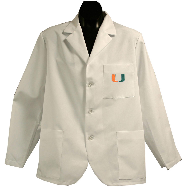 NCAA Atlantic Coast - Short White Labcoat