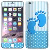 SKIN DECAL FOR Apple iPhone 6 Plus - Baby Boy DECAL, NOT A CASE iPhone 6 Plus SKIN Baby Boy