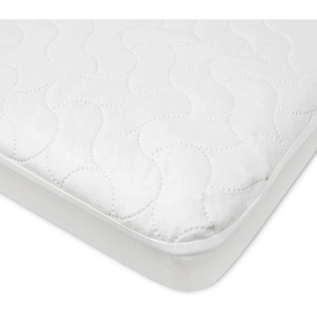 American Baby Company Waterproof Fitted Pack N Play Playard Protective Mattress Pad Cover, - Playpen Cover