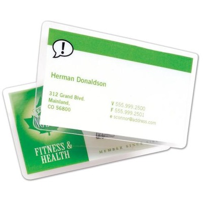 GBC SelfSeal NoMistakes Laminating Pouch GBC3747223