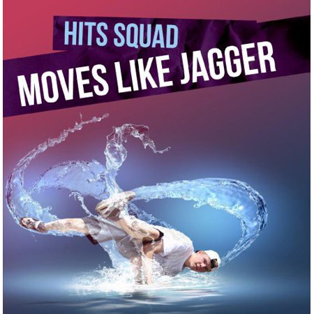 Moves Like Jagger (CD) (EP)