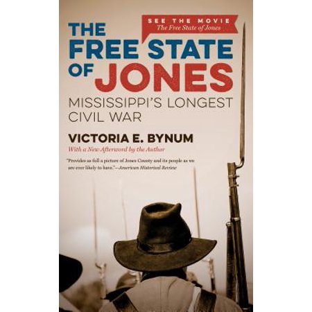 The Free State of Jones : Mississippi