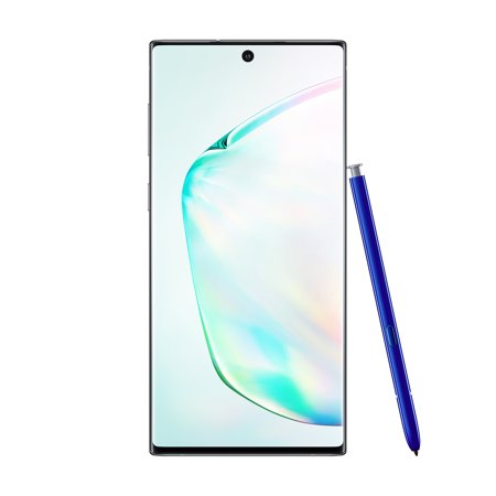 Samsung Galaxy Note10+ 256GB (Unlocked), Glow