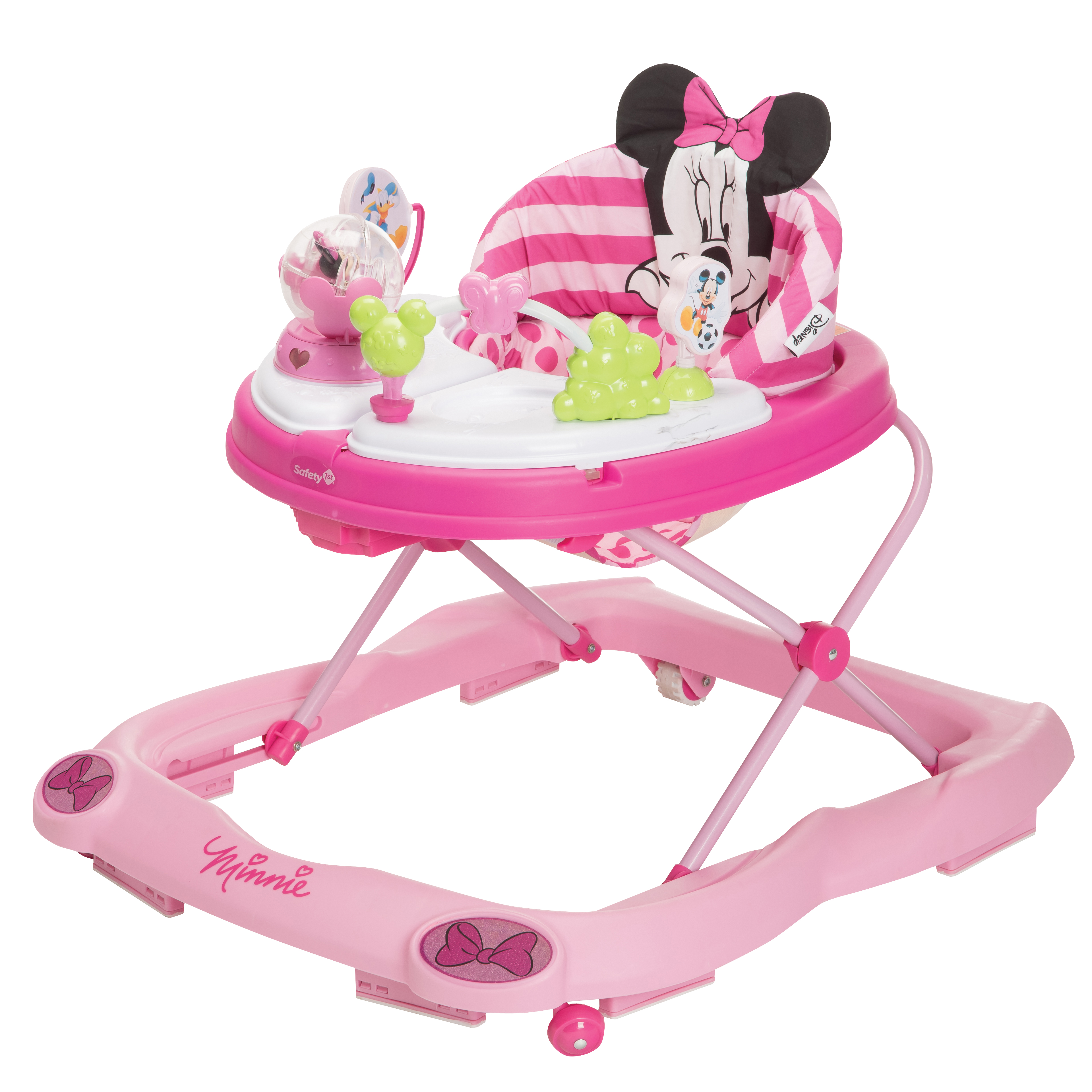 Disney Baby Minnie Mouse Music & Lights Walker, Glitter Minnie by Disney
