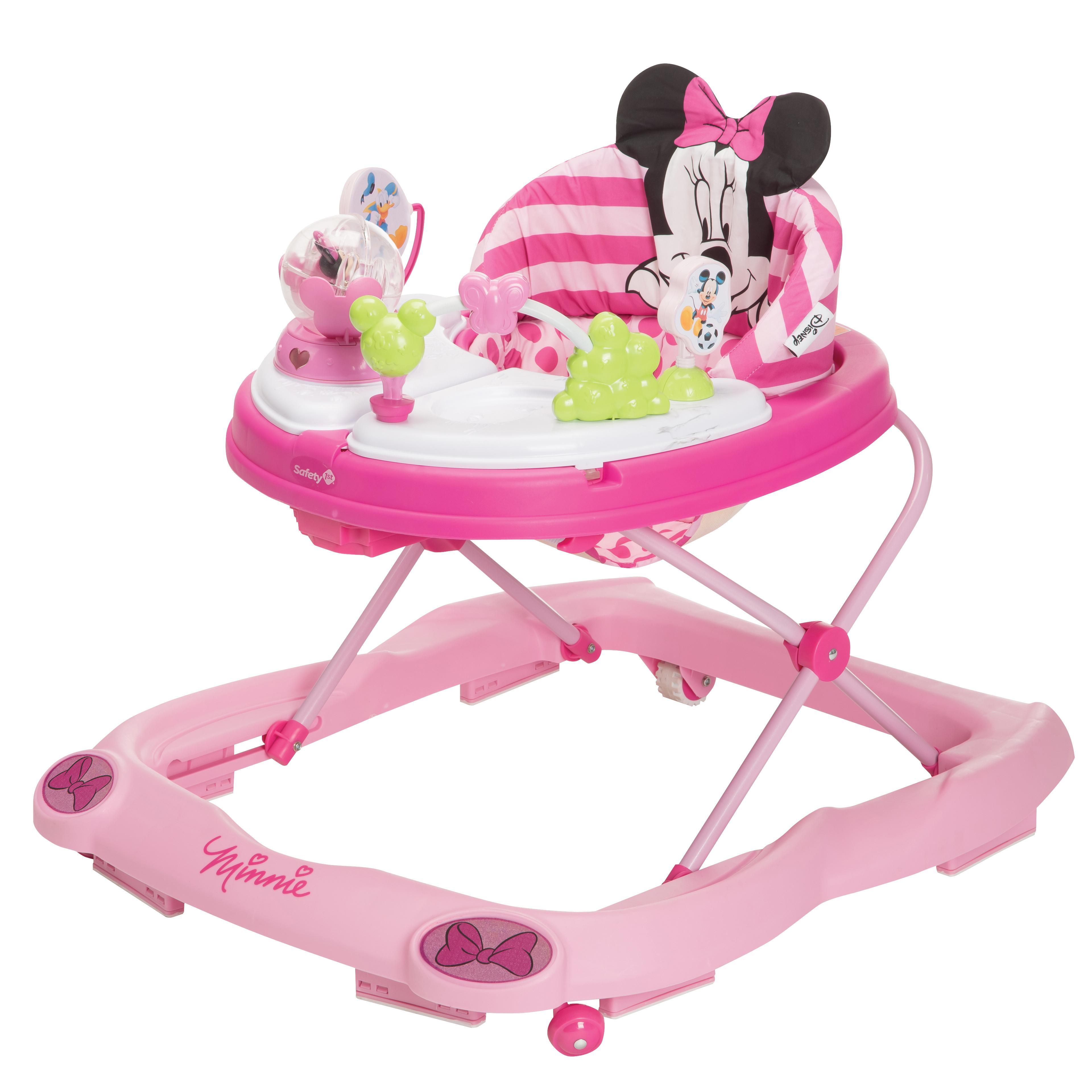 Disney Baby Minnie Mouse Music & Lights™ Walker, Glitter Minnie