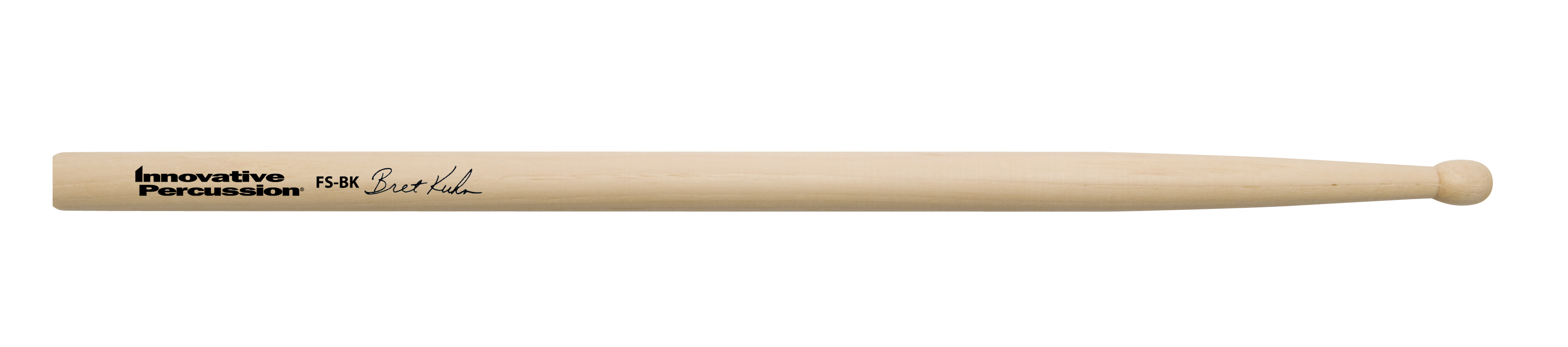Innovative Percussion FSBK Marching Snare Field Series Bret Kuhn Signature Drumsticks by Innovative Percussion