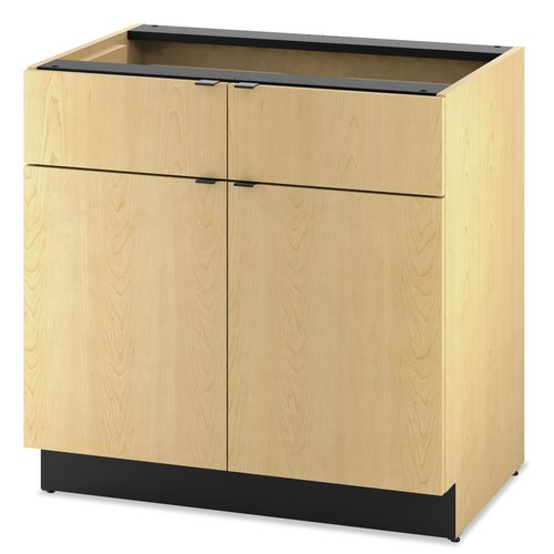 Basyx by HON Hospitality 2 Door Storage Cabinet