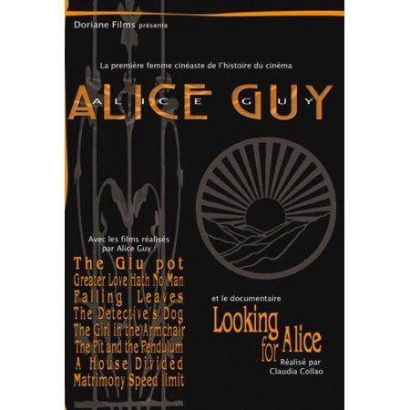 Love Glue (Alice Guy Collection (8 Films) ( The Glue (La glu) / Greater Love Hath No Man / Falling Leaves / The Detective's Dog / The Girl in the Arm-Chair /)