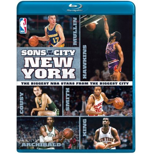 Sons Of The City: New York (Blu-ray) (Widescreen)