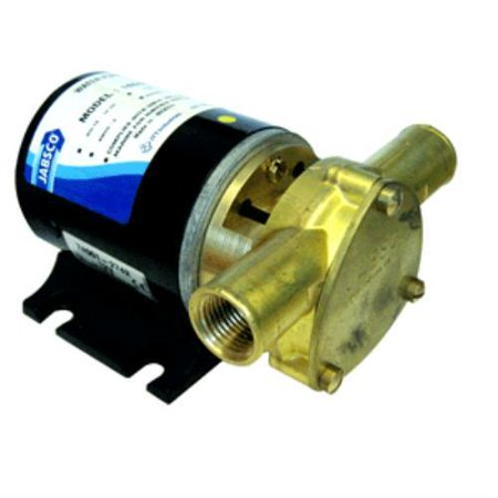 Jabsco 31419 12V Water Puppy Amp Draw: 8 amp, Fuse Size: 15 amp (Jabsco Water Puppy)