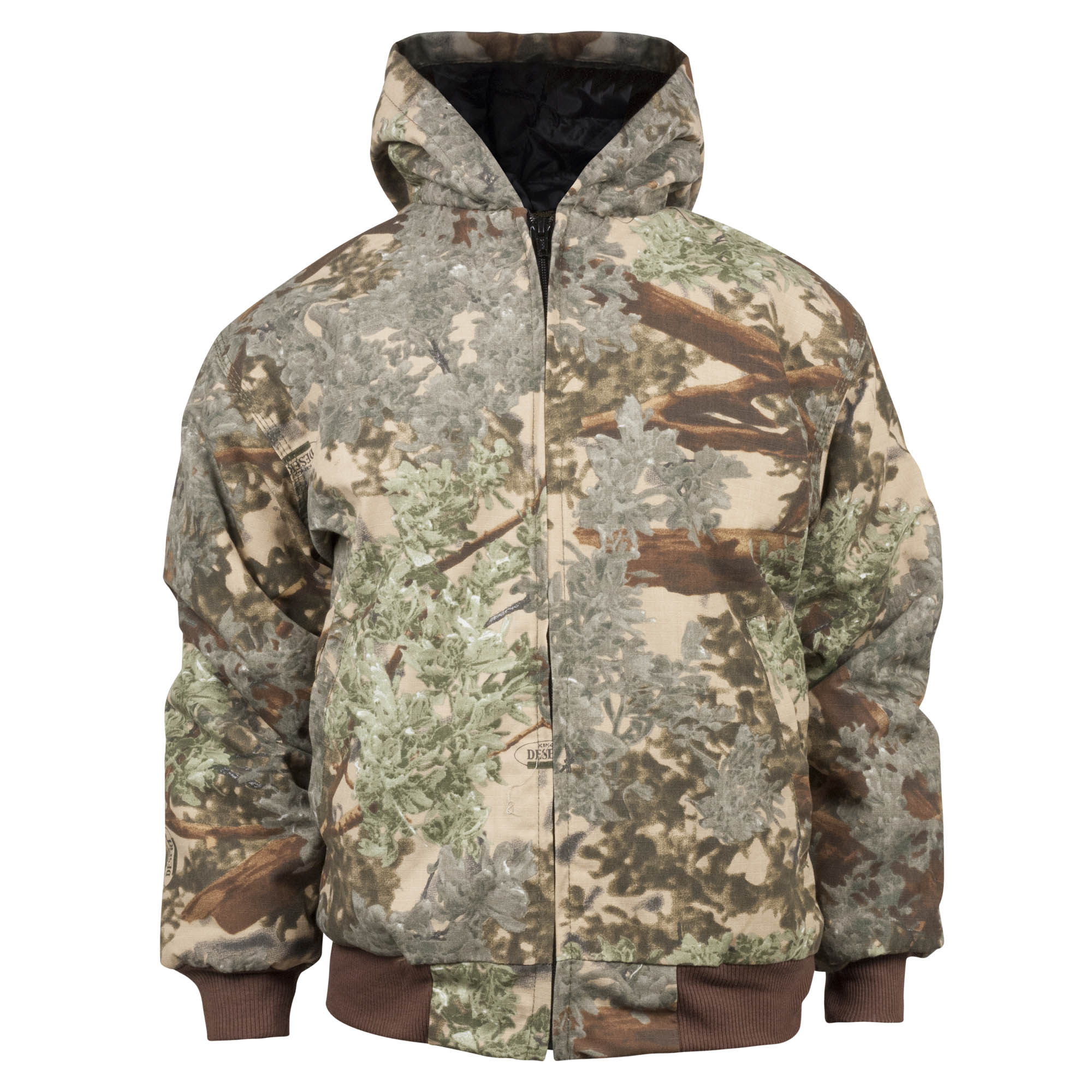 King's Camo Kids Classic Insulated Hunting Jacket Desert Shadow Youth