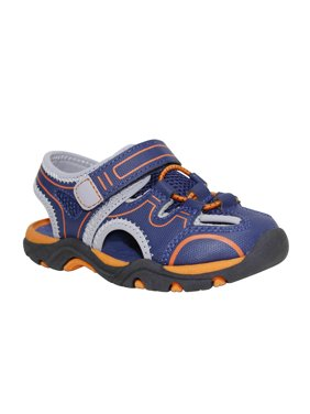 Toddler Boys' Closed-Toe Sandals