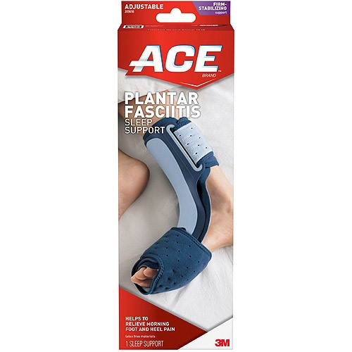 ACE Plantar Fasciitis Sleep Support, One Size Adjustable