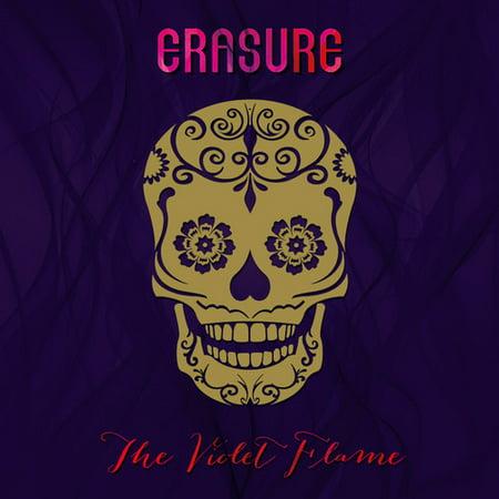Erasure : Violet Flame (Erasure Hits The Very Best Of Erasure)