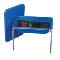 Children's Factory Small Sensory Table & Lid Set