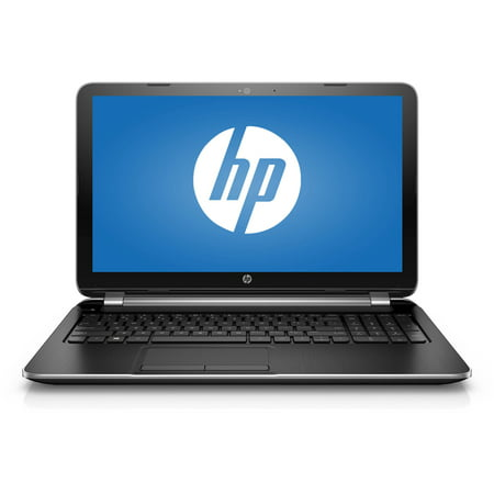 Refurbished Hp Silver 15 6  15 F271wm Laptop Pc With Intel Pentium N3540 Quad Core Processor  4Gb Memory  500Gb Hard Drive And Windows 10 Home