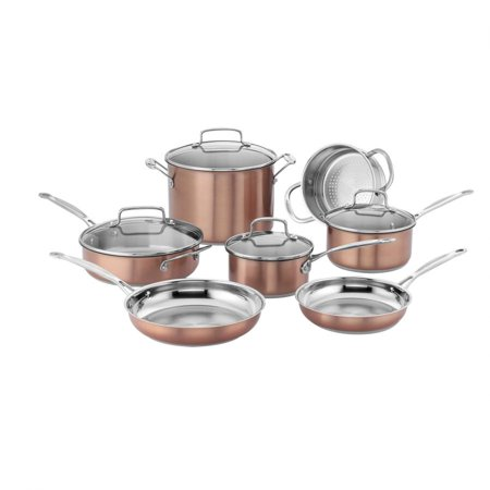 Cuisinart Chef's Classic Stainless Color Series 11 Piece Set Cuisinart Chefs Classic 7 Piece