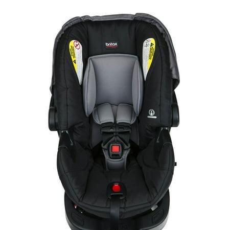 Britax B-Safe 35 Infant Car Seat - Dove - image 2 de 4