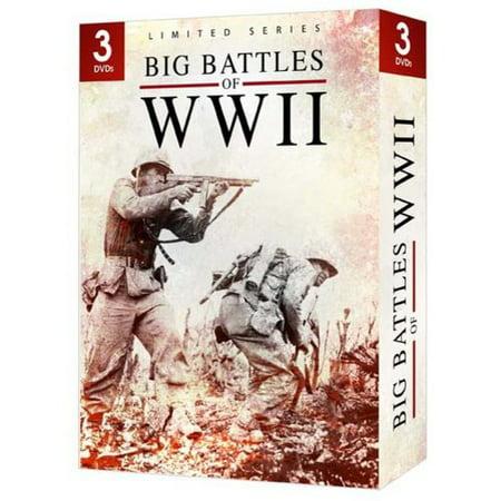 Big Battles Of World War II