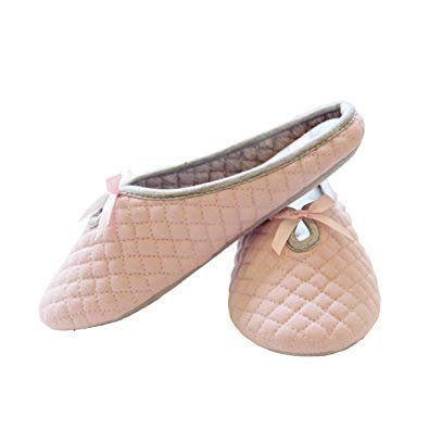 Women's Cotton Indoor Ballet Washable - Costume Ballet Slippers