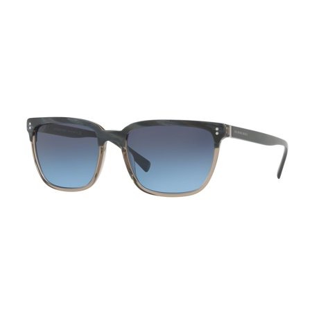 7363c525d16b Burberry - Sunglasses Burberry BE 4255 3661S2 TOP STRIPED BLUE ON GREY -  Walmart.com