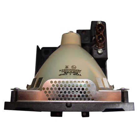 Original Philips Projector Lamp Replacement with Housing for Sanyo PLV-HD100 - image 4 de 5