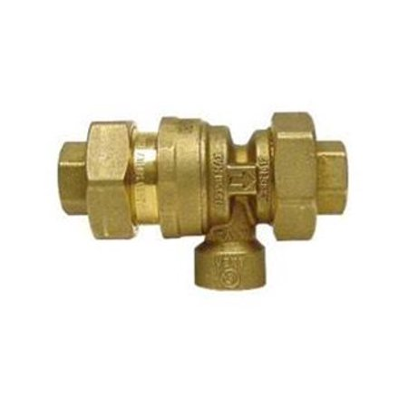 Dual Check Backflow Preventer By Wilkins