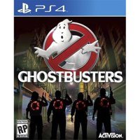 Ghostbusters, Activision, PlayStation 4, 047875771475