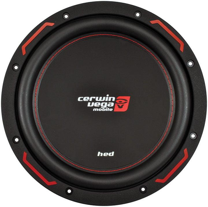"Cerwin-Vega Mobile H7124D HED Series 1,200-Watt DVC Subwoofer (12"")"