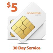 $5 SpeedTalk Mobile SIM Cards for your Smartwatch Device   Talk, Text & Data Plans 3-in-1 GSM SIM Card   Smart, Convenient, Affordable, Wireless SIM Card Plan
