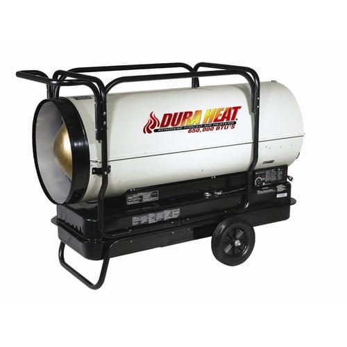 DuraHeat 650,000 BTU Portable Kerosene Forced Air Utility Heater