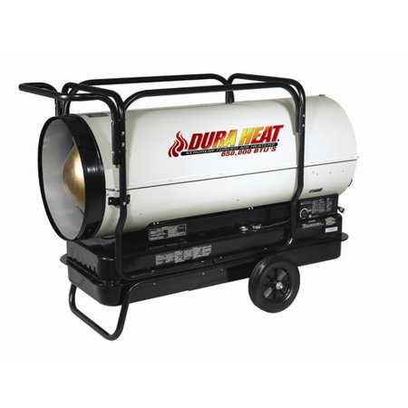 DuraHeat 650,000 BTU Portable Kerosene Forced Air Utility Heater