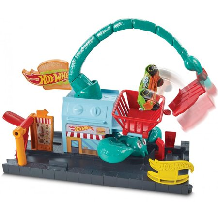 Hot Wheels City Scorpion Playset (Party City Hot Wheels)